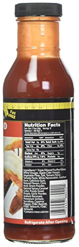 Walden Barbecue Sauce-Seafood