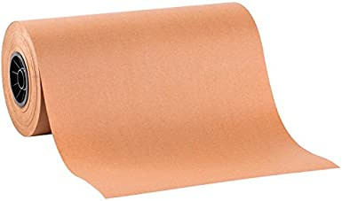 18 x 150Ft Pink//Peach Butcher Paper in Carry Tube FDA Approved and The Original Paper for Texas Style BBQ