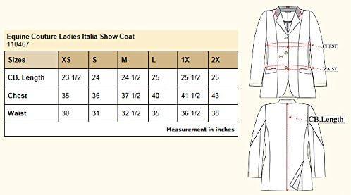Equine Couture Ladies Fiona Show Coat