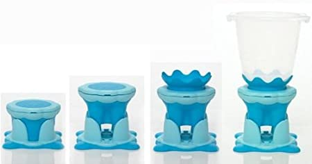 Wondrous Tummy Tub Stool Blue Creativecarmelina Interior Chair Design Creativecarmelinacom