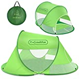 multifun Pop Up Portable Play Tent Beach Family Dome Ventilated Waterproof Folding Camping