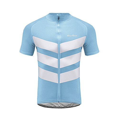 Uglyfrog New Mens Outdoor Sports Wear Short Sleeve Summer Style Cycling Jersey Bike Shirt Bicycle Top DX29