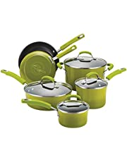 Rachael Ray Porcelain Nonstick Cookware Set
