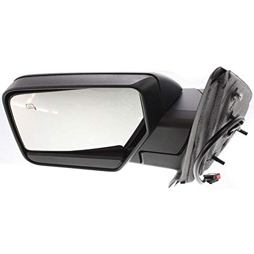 (Mirror For 2007-2016 Ford ExpeditSaturn Ion Driver Side Heated)