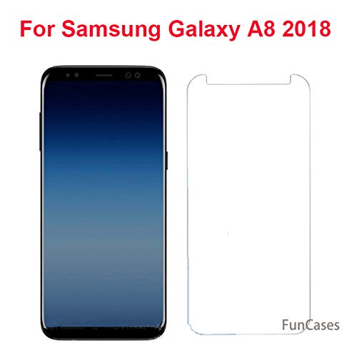 Amazon.com: Tempered Glass Film, for Galaxy J2 J4 J6 A6 A6+ ...