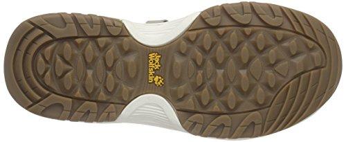 W Outdoor Habana Wolfskin Sandalen Sandal Sport Moon Beige Jack 5041 Damen Rock amp; w0qt8d