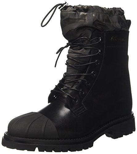 Barracuda Militares Negro Mujer Botas D45 Bd0784 Nero 0qvqwTSx4Z