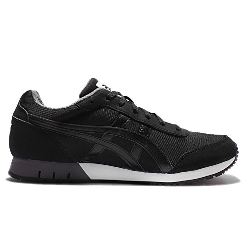 Asics Mens Curreo, Nero / Nero, 24,5 Cm