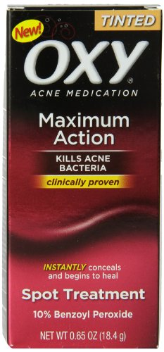 Oxy Maximum Action Spot Treatment Tinted, 0.65 Ounce