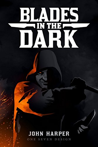 Evil Hat Productions Blades In The Dark Tabletop Roleplaying Game (Best Tabletop Role Playing Games)