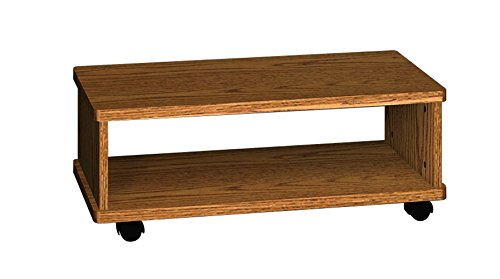 Ironwood Printer Wagon, Dixie Oak (WG-32DO) (Ironwood Furniture)