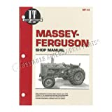 MF43 New Massey Ferguson Tractor 255 265 270 275 290 IT Service Shop Manual
