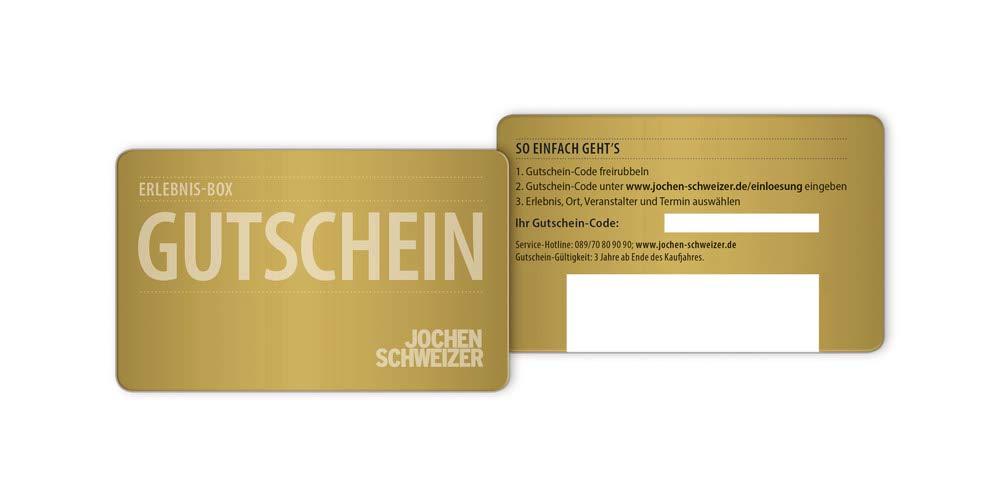 Jochen Schweizer Erlebnis Box Liebe Im Doppelpack Inklusive