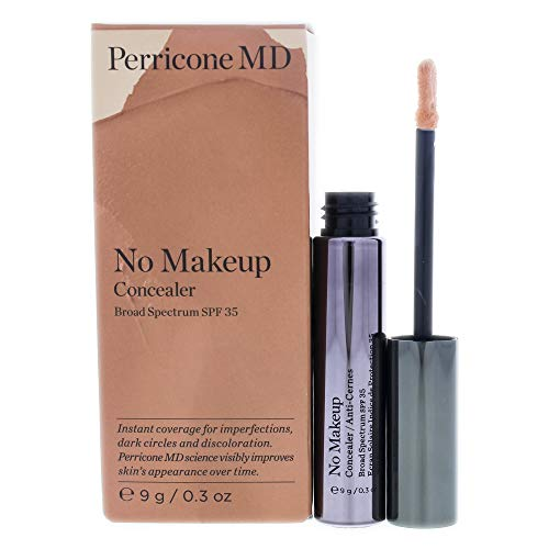 Perricone MD Perricone Md No Makeup Concealer Spf 35, Medium, 0.3 Ounce