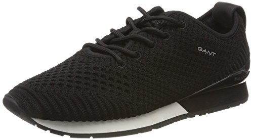 Gant Ladies Linda Sneaker Black (nero)