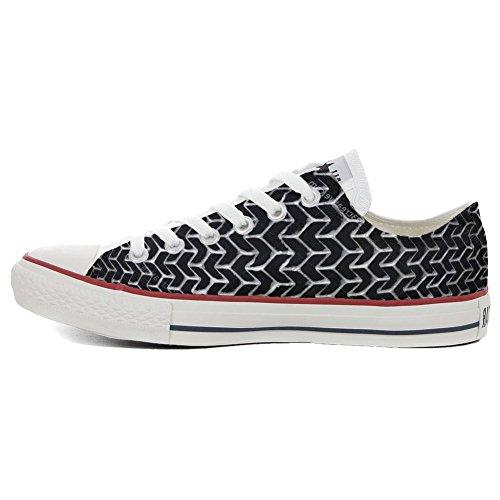 Converse All Star Hi chaussures Personnalisé et imprimés UNISEX (produit handmade) Pirelly