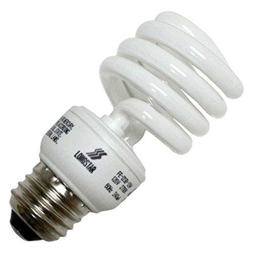 (Long Star 13W 120V Warm White CFL Bulb, E26 Base)