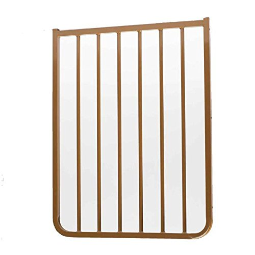 Extension For Autolock Gate And Stairway Special Brown/21.75x1.5x29.5 by Cardinal Gates