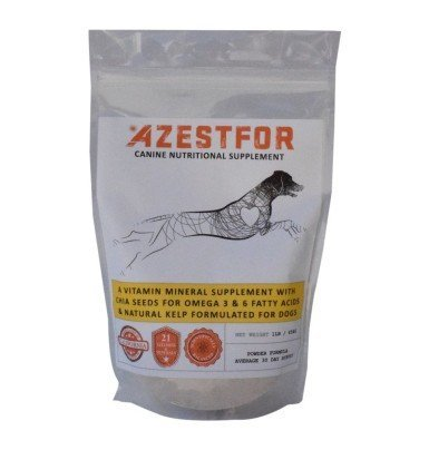 Azestfor Canine Nutritional Supplements - Homemade Dog Food - Dog Sample Foods