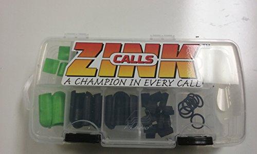 Zink Calls Tuning Kit - Guts - Reeds - Duck Goose Call Repair Kit
