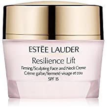 Estee Lauder Resilience Lift Firming Sculpting Face and Neck Creme SPF 15, 1 oz