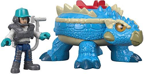 Fisher-Price Imaginext Jurassic World, Ankylosaurus Dinosaur