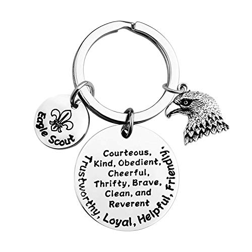 TIIMG Eagle Scout Gift Eagle Scout Court of Honor Gift Boy Scout Gift Scoutmaster Gift Eagle Scout Ceremony Gift (Eagle Scout)