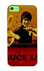 New Style Tpu 5c Protective Case Cover/ Iphone 5c Case - Bruce Lee