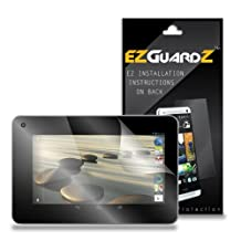 3-Pack EZGuardZ© Screen Protectors (Ultra CLEAR) For Acer ICONIA B1-710