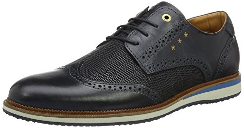 Pantofola d'Oro Herren Rubicon Uomo Low Top Blau (Dress Blues)