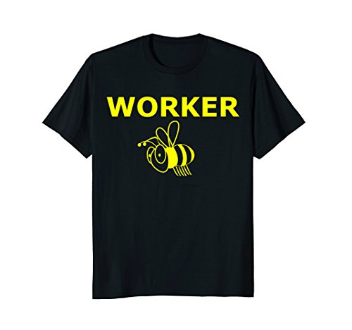 Funny Bug Lover Worker Bee Comical T-Shirt