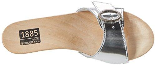 Berkemann Cady - Mules Mujer Silber (silber)