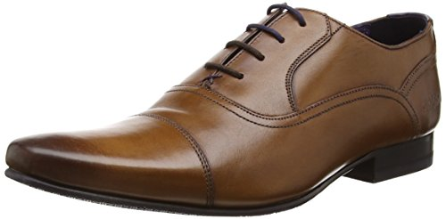Ted Baker Rogrr 2, Scarpe Oxford Uomo Marrone (Tan)