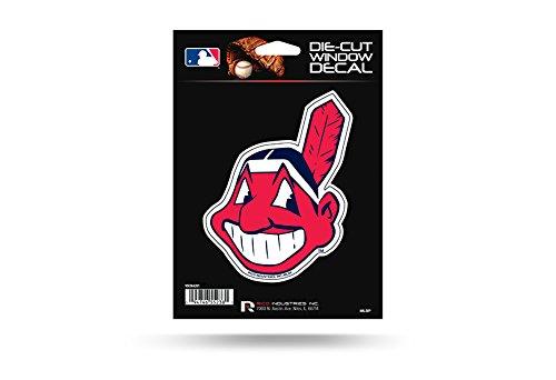 Cleveland Indians Window - MLB Cleveland Indians Die-Cut Window Decal