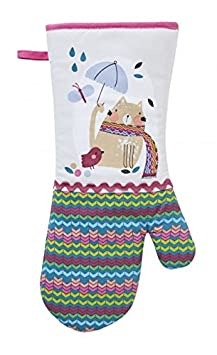 Ulster Weavers 7CZC01 Cozy Cats Styled Cotton Apron