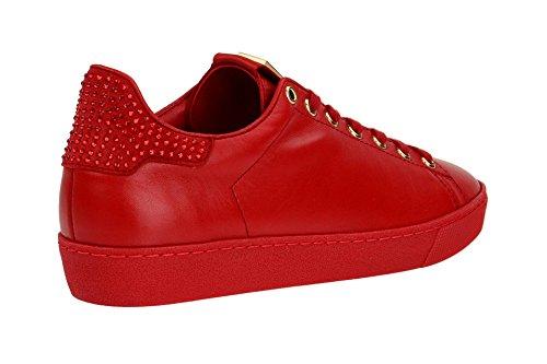 Högl3-10 0350 4000 - zapatos con cordones Mujer Rojo