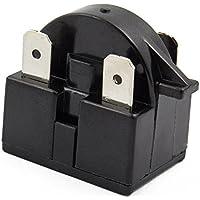 New QP2-4.7 Start Relay Refrigerator PTC Ohm 3 Pin For Vissani Danby Compressor
