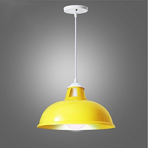 CGHYY Acrylic Color Plastic Chandeliers Caliber 39Cm Orange