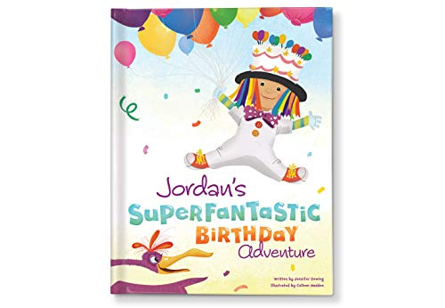 (Personalized Birthday Celebration Gift Book for Kids)
