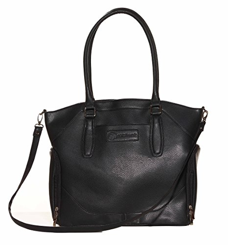Sarah Wells 'Annie' Breast Pump Bag (Black)