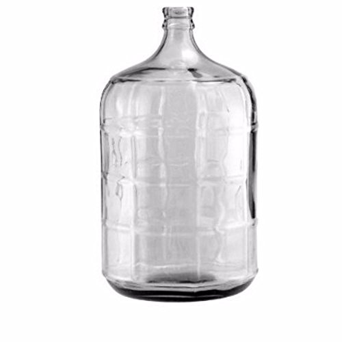 glass water bottle 5 gallon - 9