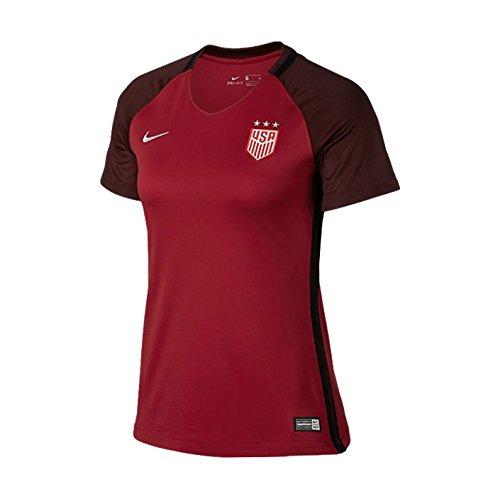 Nike USA Womens 3rd Jersey [GYM RED] (Nike Soccer Usa)