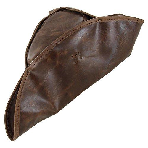 - Tricorn Military 18th Century Handmade Hat