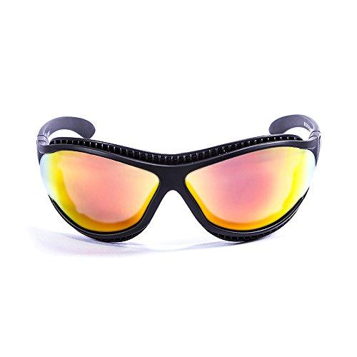 Fuego Monture Lunettes Ocean Soleil 12201 Tierra Verres Jaune Sunglasses polarisées Mat Revo Noir de de 0 wqwtfSFU