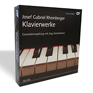 Rheinberger: Complete Piano Works