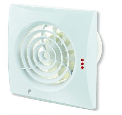 Escape silencioso ventilador con detector de movimiento - no solo tranquilo, pero todavía: Amazon.es: Iluminación