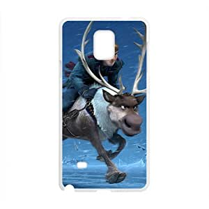 Happy Frozen Elsa Design Best Seller High Quality Phone Case For Samsung Galacxy Note 4