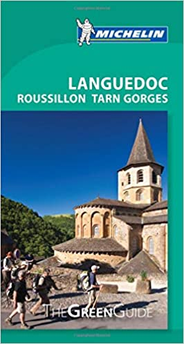 Michelin Green Guide Languedoc Roussillon Tarn Gorges 8e