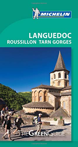 Michelin Green Guide Languedoc Roussillon Tarn Gorges: Travel Guide (Green Guide/Michelin) (Green Guides)