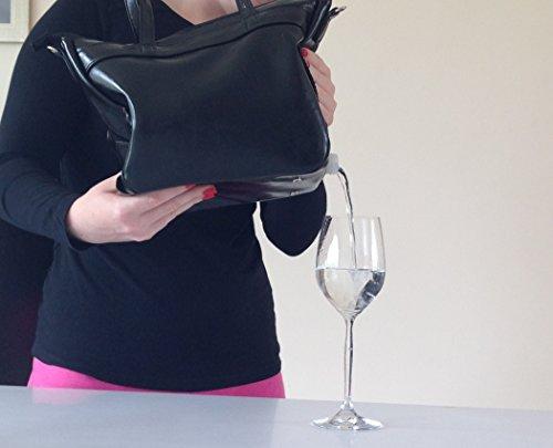 purse with wine spout - 5